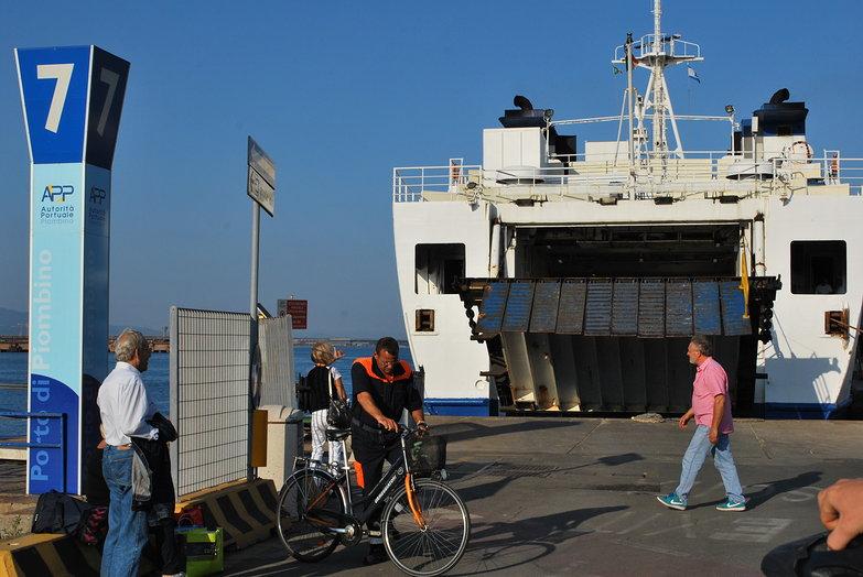 Piombino Ferry to Elba