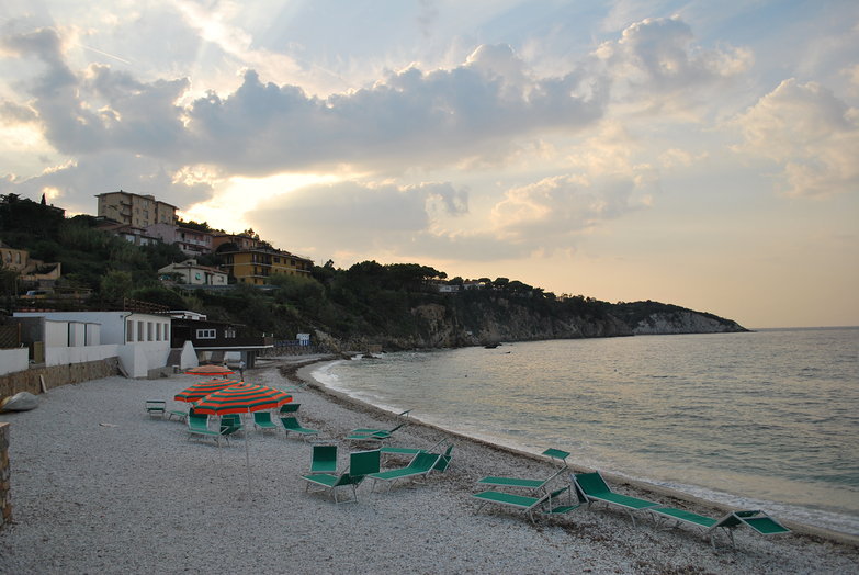 Elba Island Beach