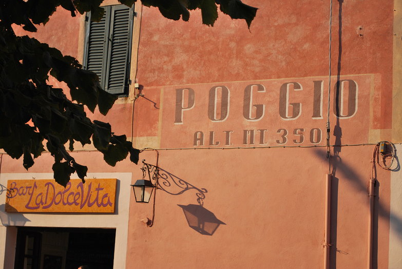 Poggio Elevation