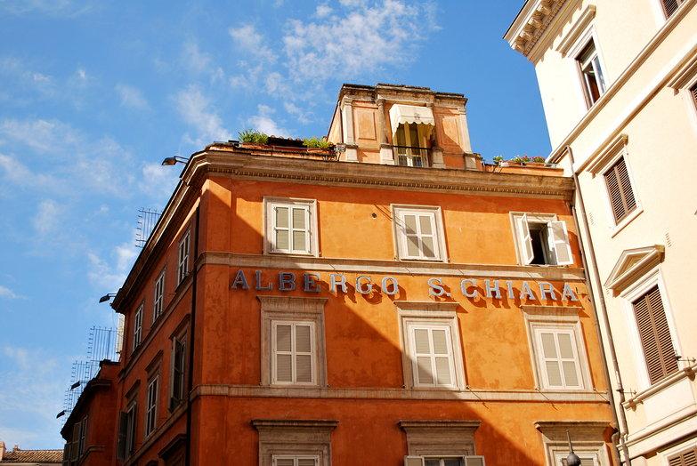 Albergo S. Chiara