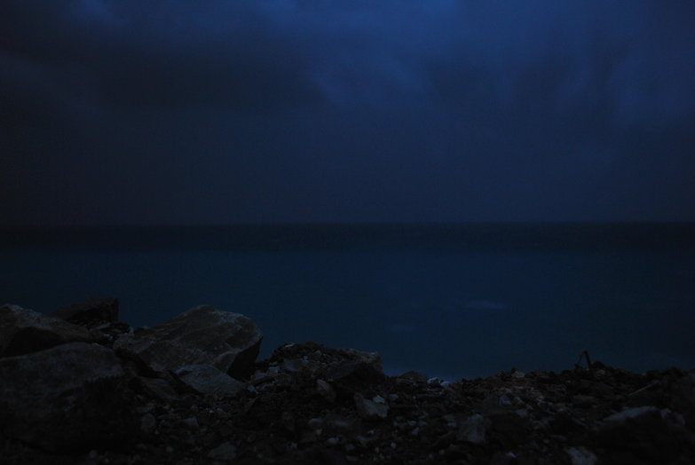7AM Oceanfront Storm