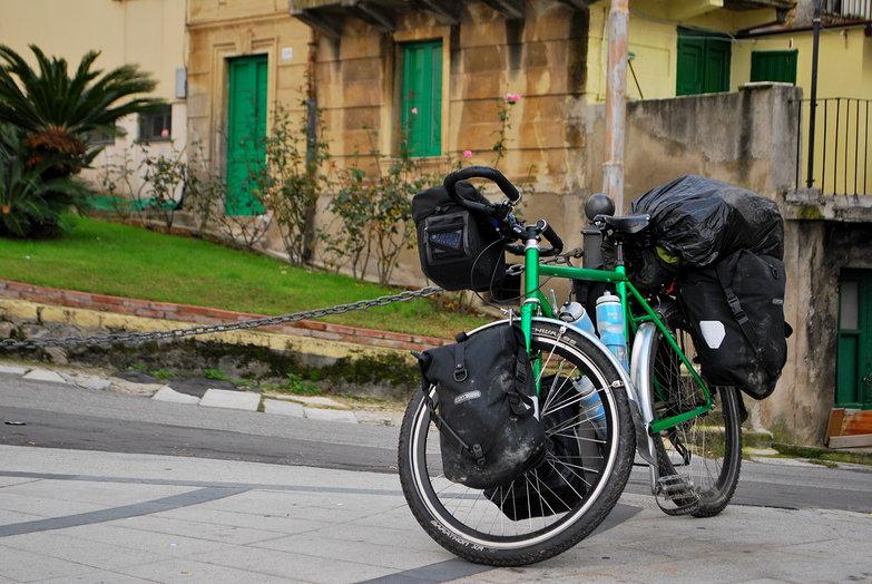 Tara's Bike