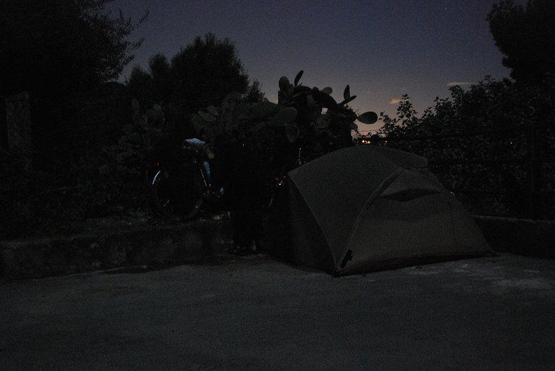 Worst Free Camp Ever