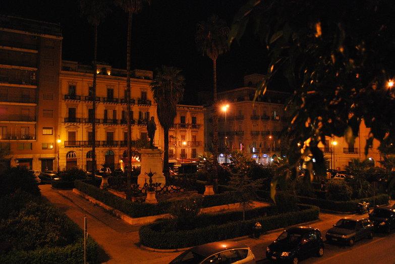 Piazza Ignazio Florio