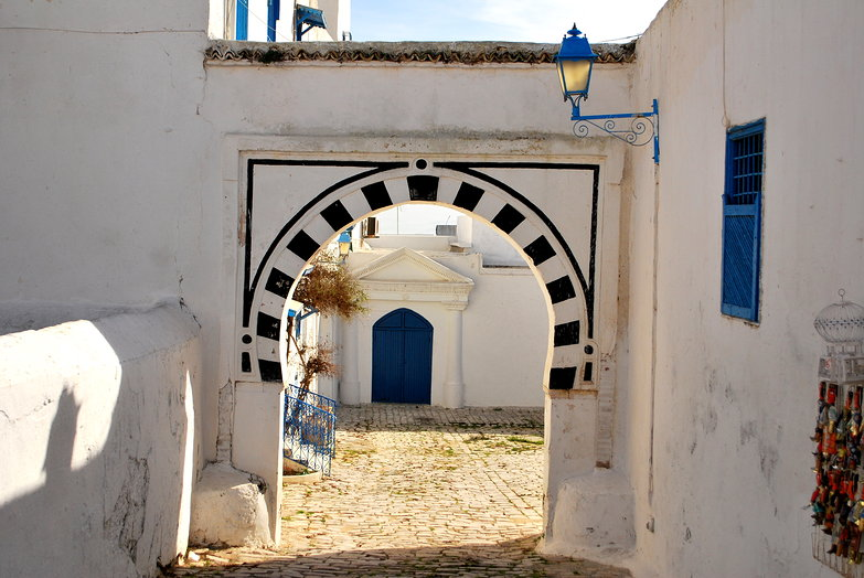 Sidi Bou Said Door