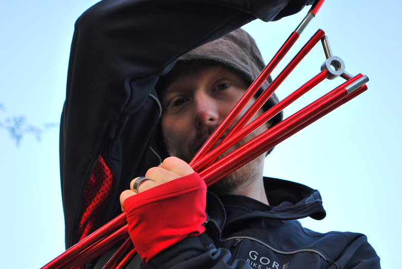 Tyler & Tent Poles