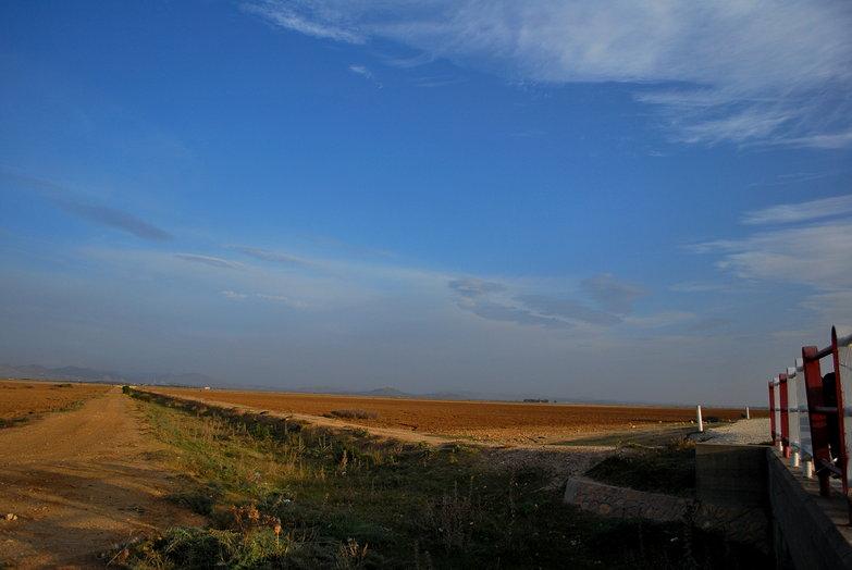 Tunisian Landscape