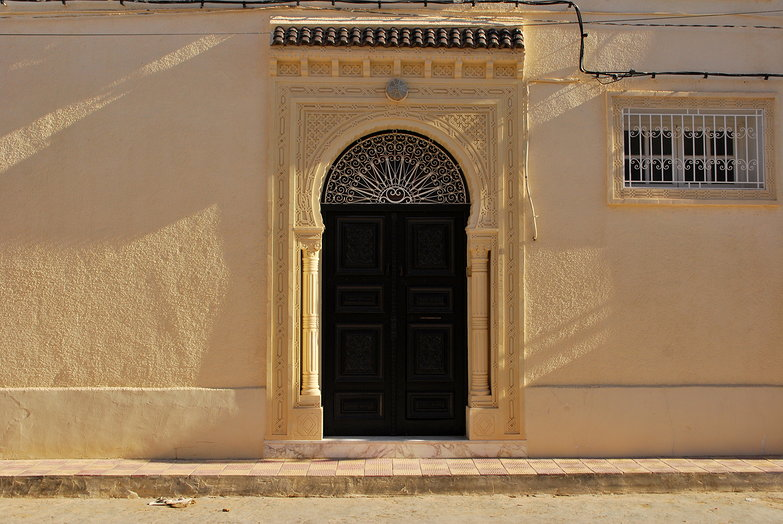 Kairouan Doorway