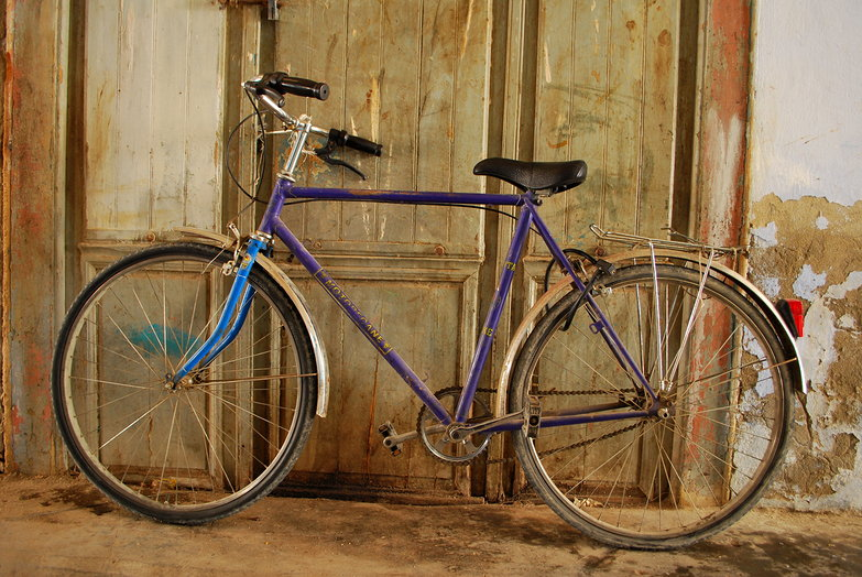 Tunisian Bicycle