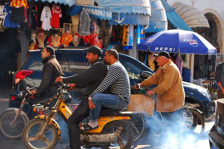Monastir Traffic