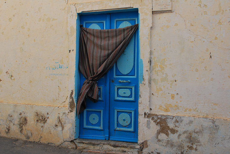 Mahdia Door