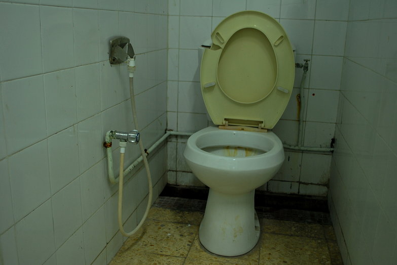 Hostel Toilet