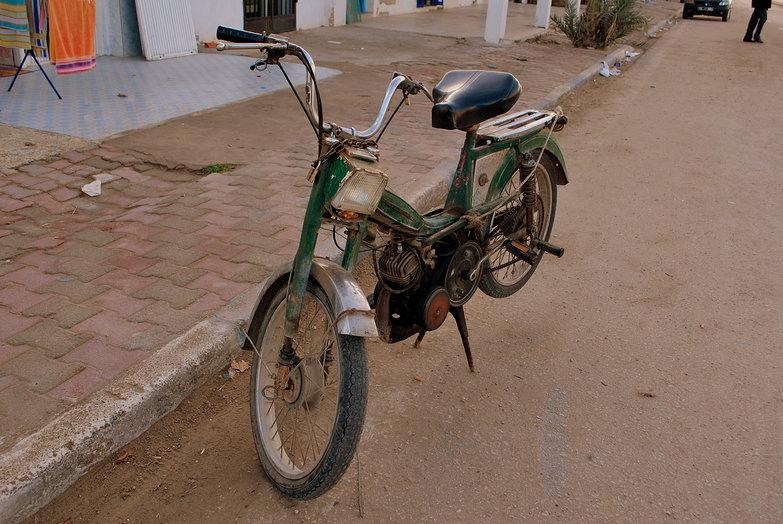 Kerkennah Scooter