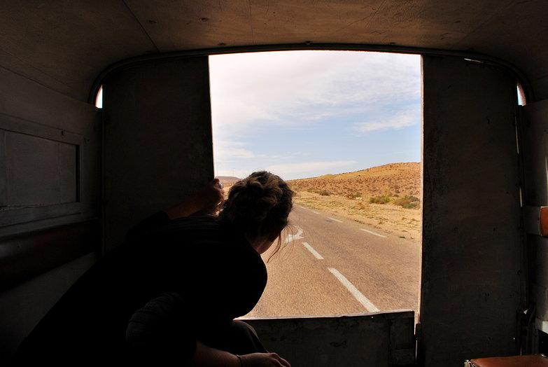 Tara Looking Out
