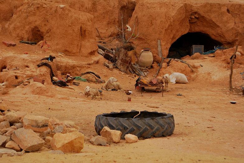 Matmata Cave Home