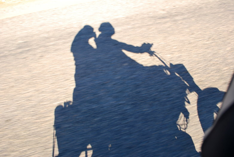 Us Riding (Shadow)