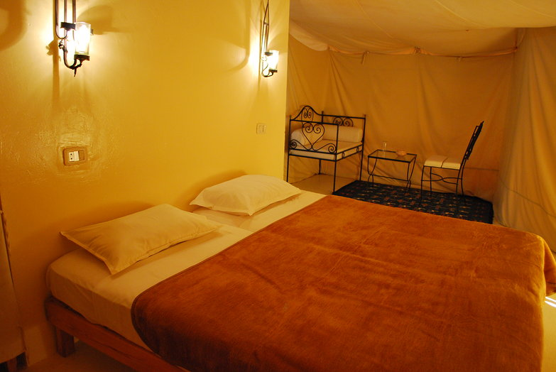 Our Tent @ Hotel Pansea