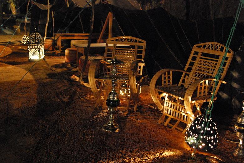 Hotel Pansea: Bedouin Tent Area