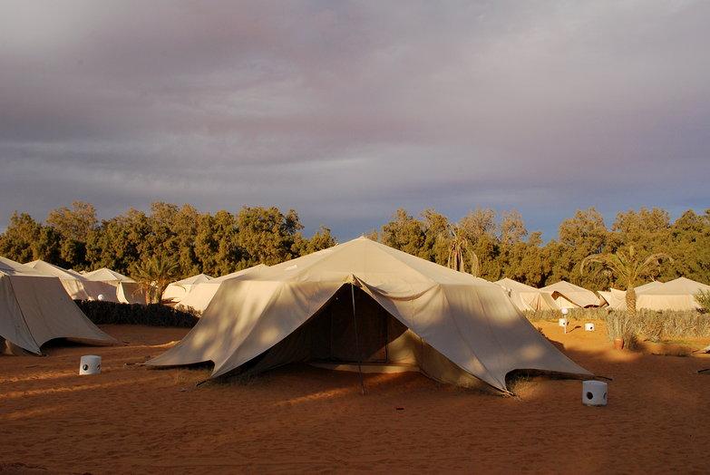 Hotel Pansea Tent