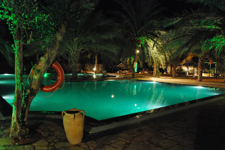 Hotel Pansea Pool