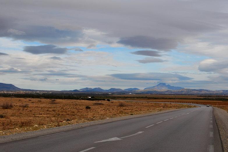 Tunisian Road