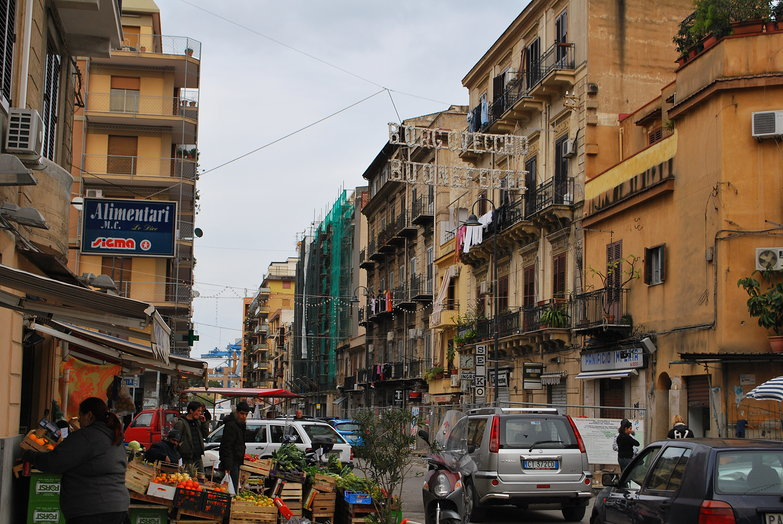 Palermo Neighborhood