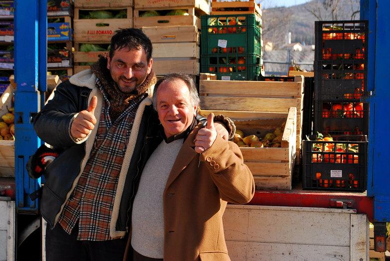 Potenza Fruit Sellers