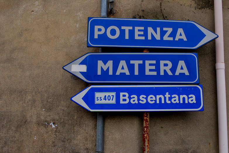 Potenza / Matera / Basentana