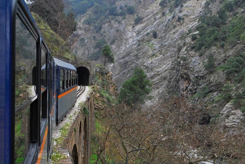 Diakofto Kalavrita Rack & Pinion Railway
