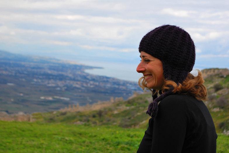 Tara Smiling