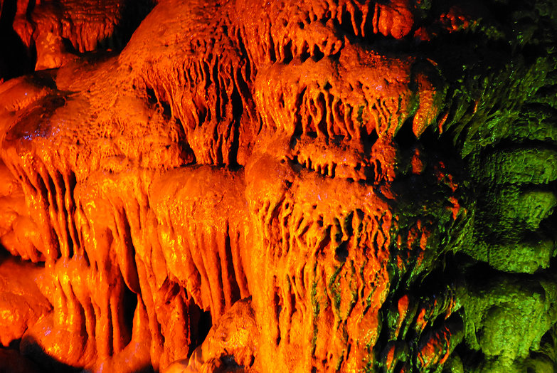 Jellyfish Cave Formations