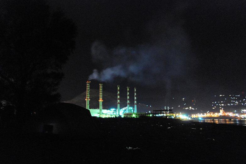 Power Plant Free Camp