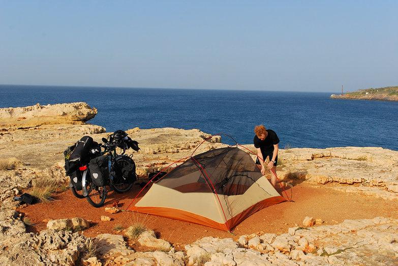 Cretan Free Camp