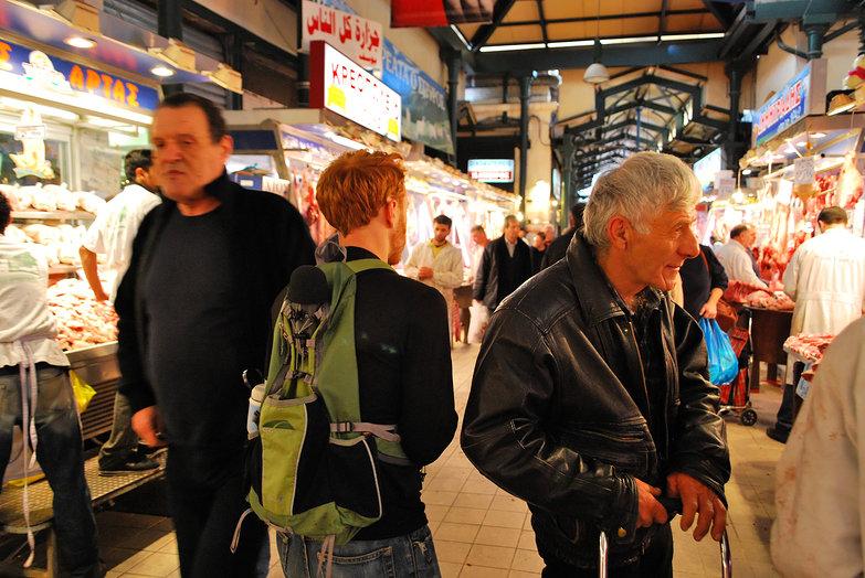 Athens Fish Market
