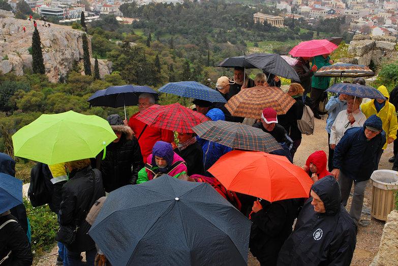 Acropolis Umbrellas