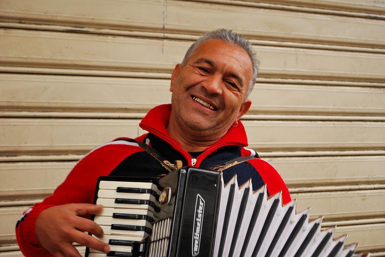 Athens Accordionist