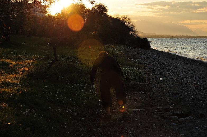 Tyler by the Beach