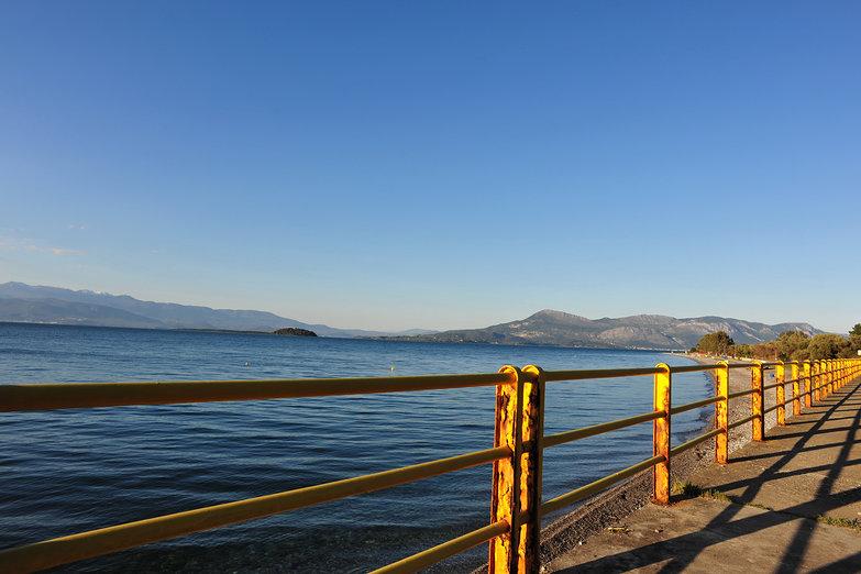 Agios Coastline