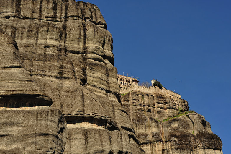 Megalou Meteorou Monastery