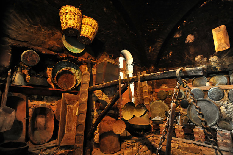 Old Monastery Kitchen
