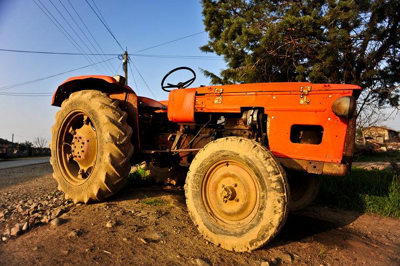 Macedonian Tractor