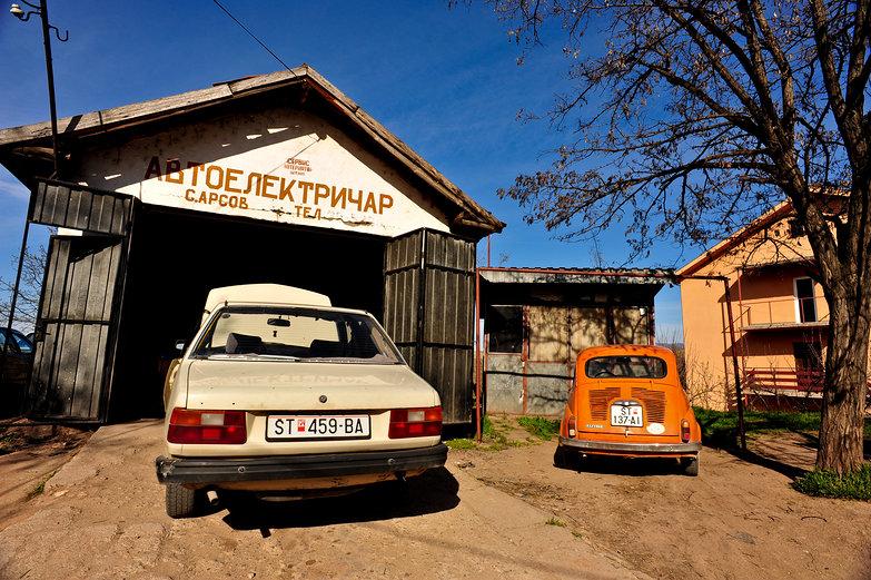 Macedonian Mechanic
