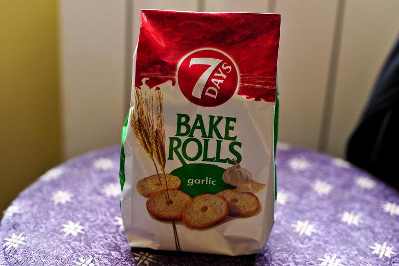 Bake Rolls