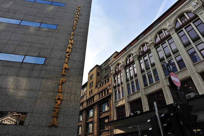 Bucharest Financial Plazza