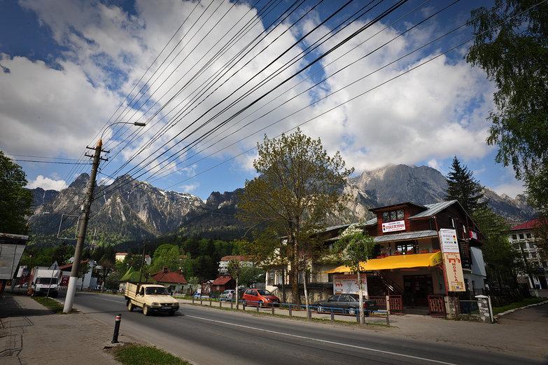 Buşteni, Romania