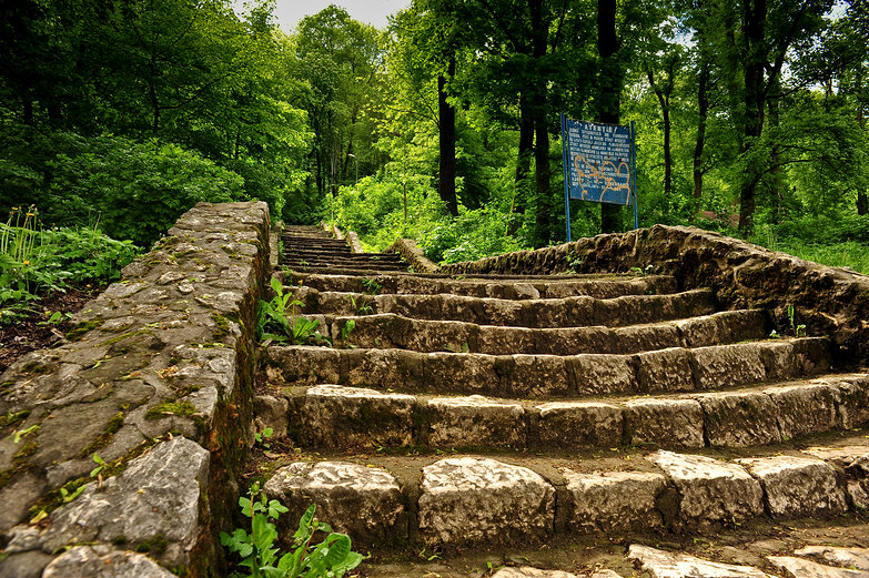 Braşov Stairs