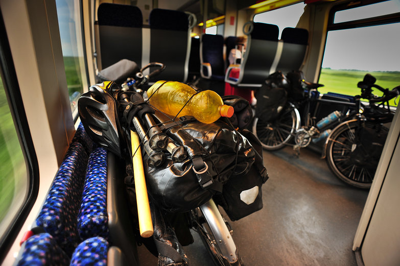 Bike Friendly Train
