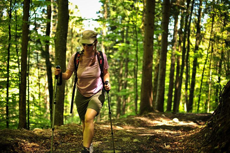 Helen Hiking