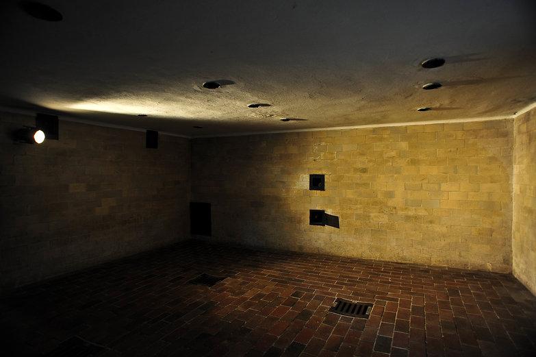 Dachau Gas Chamber