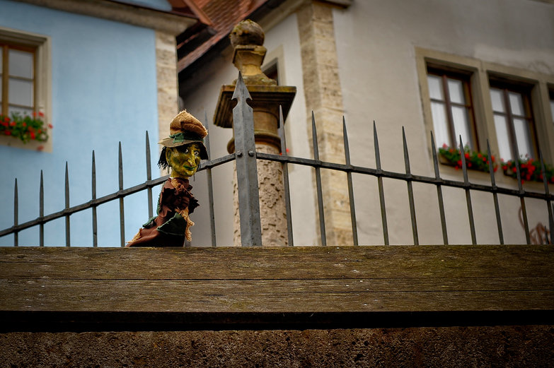 Rothenburg Puppet